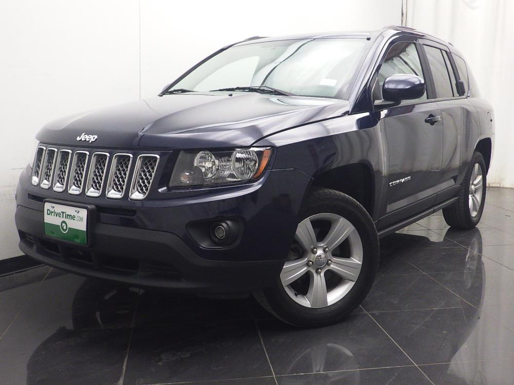 2014 jeep compass latitude for sale in austin 1040200991 drivetime. Black Bedroom Furniture Sets. Home Design Ideas