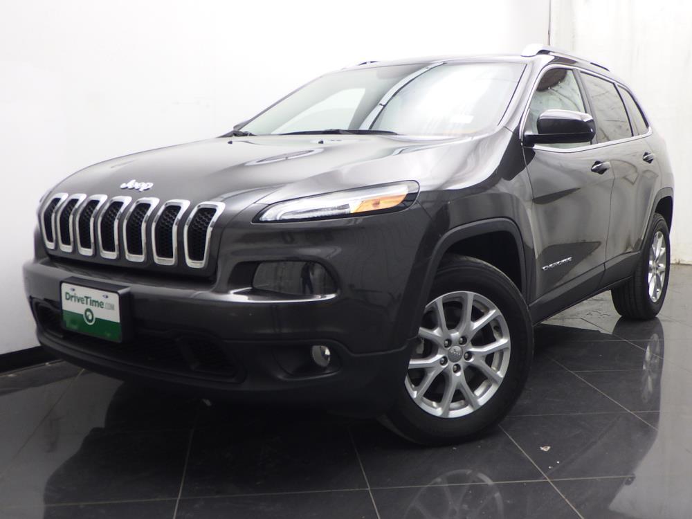 2014 Jeep Cherokee Latitude - 1040200992