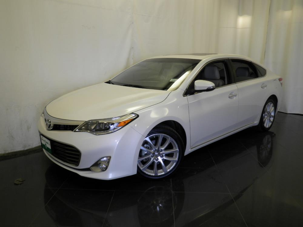 2014 Toyota Avalon Limited - 1040201093