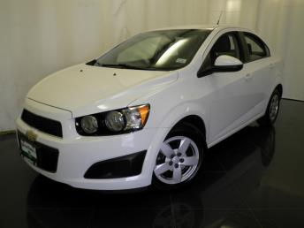 2014 Chevrolet Sonic LS - 1040201133
