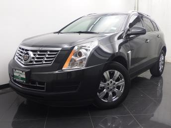 2015 Cadillac SRX Luxury Collection - 1040201147