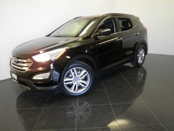 2014 Hyundai Santa Fe Sport 2.0T - 1040201162