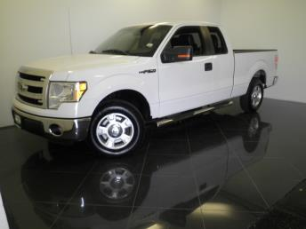 2013 Ford F-150 Super Cab STX 6.5 ft - 1040201273