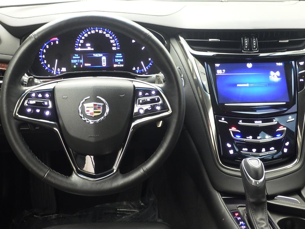 2014 Cadillac CTS 2.0 Luxury Collection - 1040201283