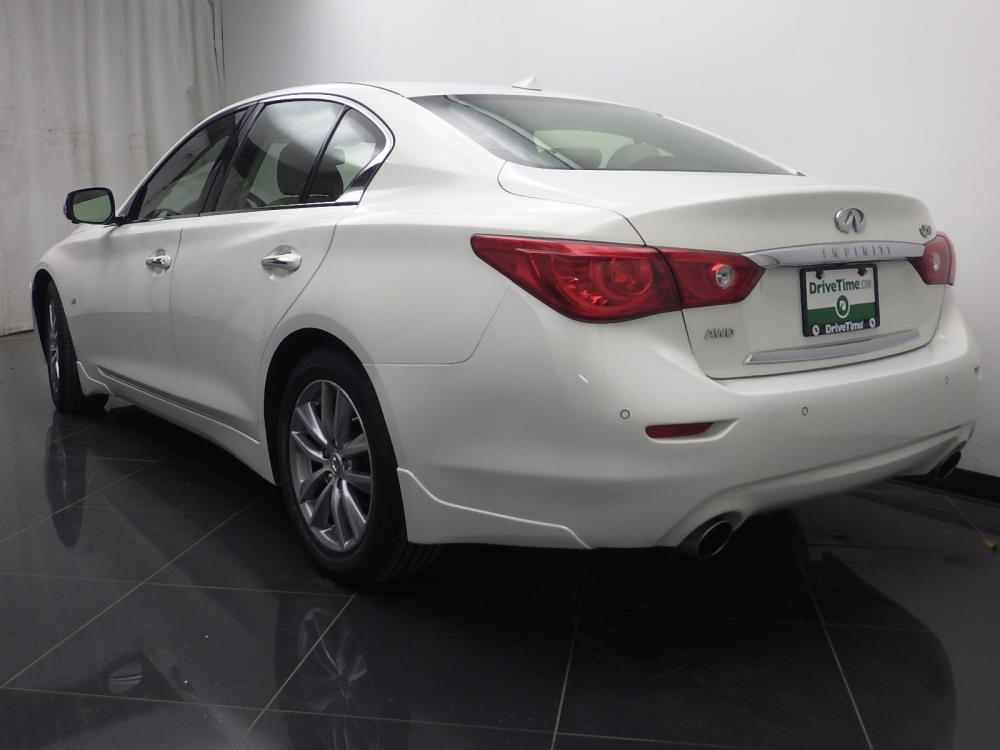 2014 infiniti q50 3 7 premium for sale in oklahoma city. Black Bedroom Furniture Sets. Home Design Ideas