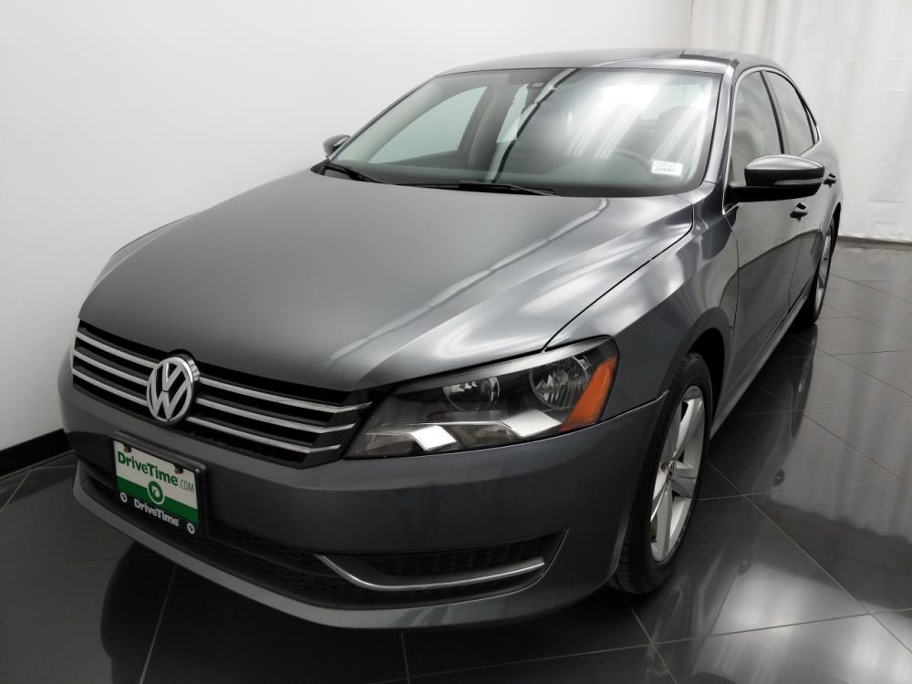2014 Volkswagen Passat 2.5L SE - 1040201428