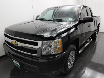 2010 Chevrolet Silverado 1500 Extended Cab Work Truck 6.5 ft - 1040201444