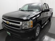 2010 Chevrolet Silverado 1500 Extended Cab Work Truck 6.5 ft