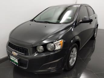 2014 Chevrolet Sonic LT - 1040201486