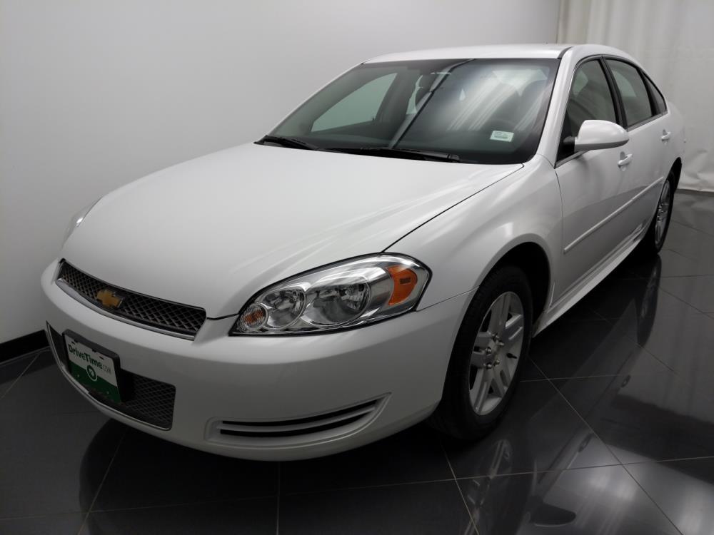 2016 Chevrolet Impala Limited LT - 1040201545
