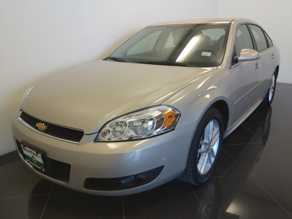 2012 Chevrolet Impala LTZ - 1040201585