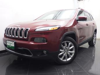 2016 Jeep Cherokee Limited - 1040201595