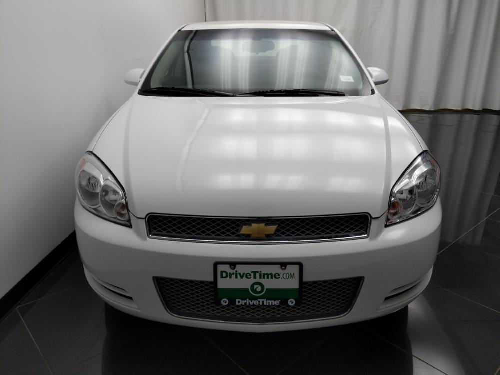 2016 Chevrolet Impala Limited LT - 1040201604