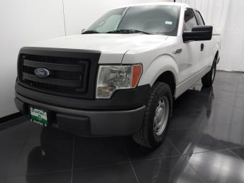 2014 Ford F-150 Super Cab XL 6.5 ft - 1040201736