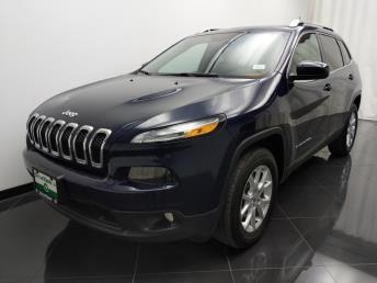 Used 2016 Jeep Cherokee