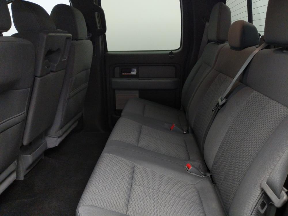 2013 Ford F-150 SuperCrew Cab XLT 5.5 ft - 1040201798