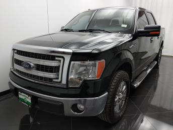 2013 Ford F-150 SuperCrew Cab XLT 5.5 ft - 1040201798