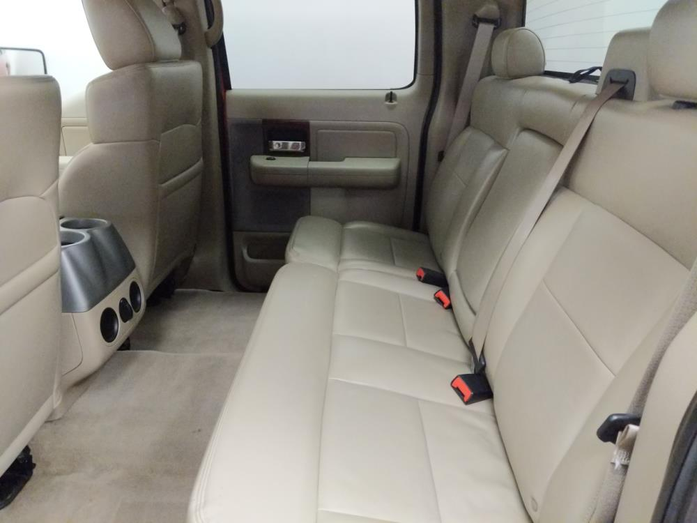 2007 Ford F-150 SuperCrew Cab XLT 5.5 ft - 1040201803