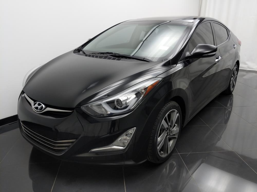 2014 Hyundai Elantra Limited - 1040201822