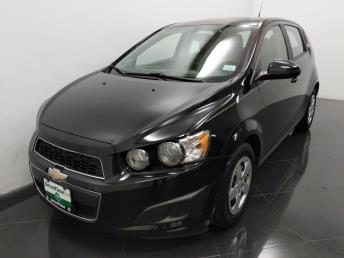 2014 Chevrolet Sonic LS - 1040201870