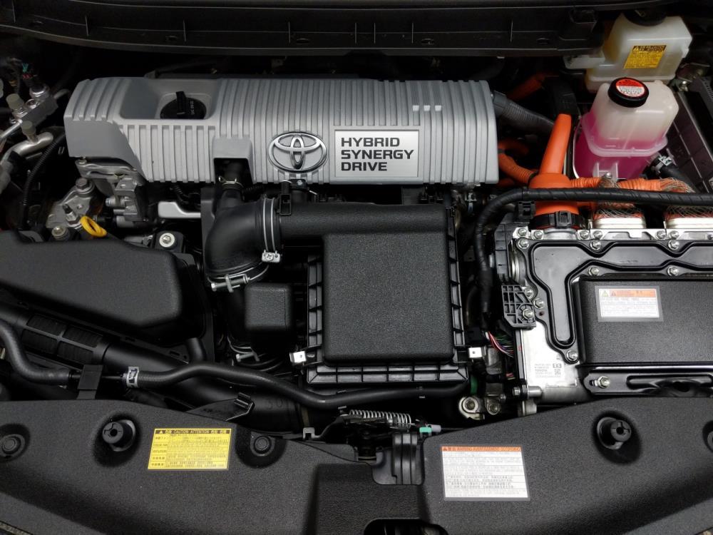 2015 Toyota Prius V Two - 1040201908