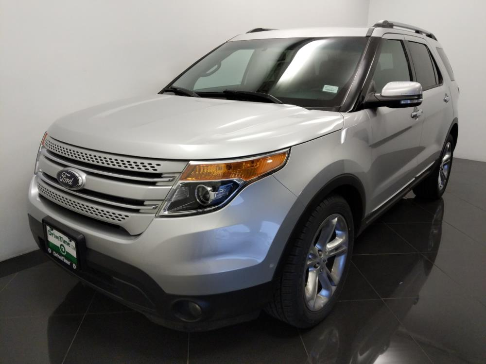 ford online paystub 2014 Ford Explorer Limited for sale in Dallas | 1040201912 | DriveTime