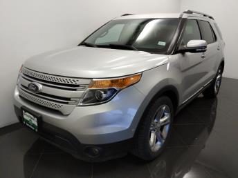 2014 Ford Explorer Limited - 1040201912