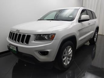 2014 Jeep Grand Cherokee Laredo - 1040201926