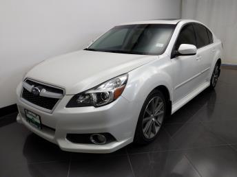 2014 Subaru Legacy 2.5i Sport - 1040201949