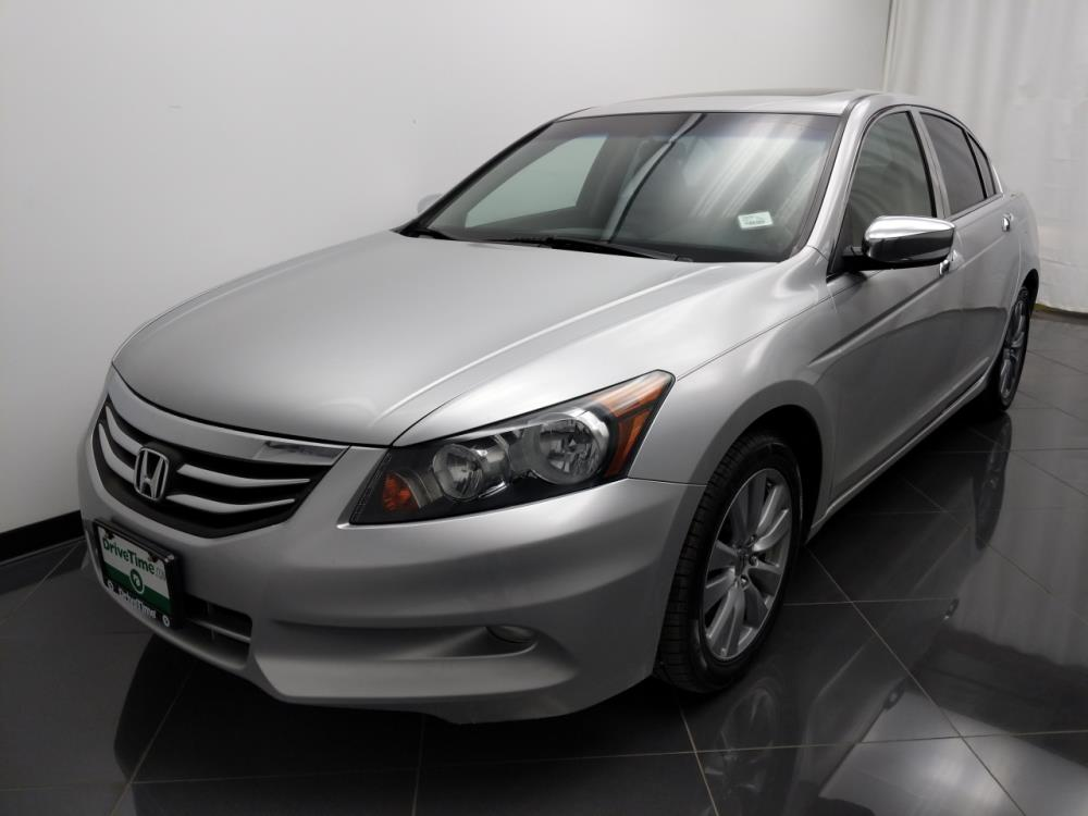 2012 Honda Accord EX - 1040201975