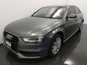 Used 2015 Audi A4