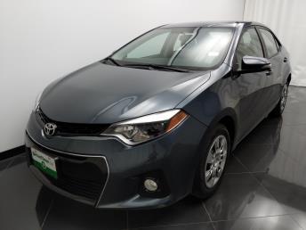 2016 Toyota Corolla S - 1040202074