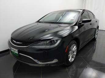 2016 Chrysler 200 Limited - 1040202088