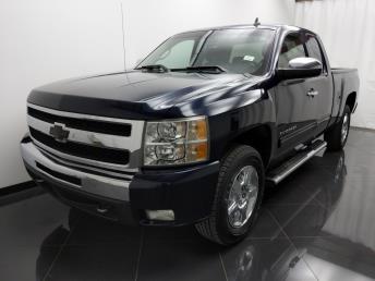 2011 Chevrolet Silverado 1500 Extended Cab LT 6.5 ft - 1040202095