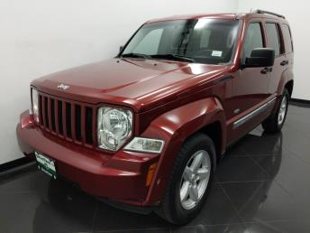 2012 Jeep Liberty Sport - 1040202115