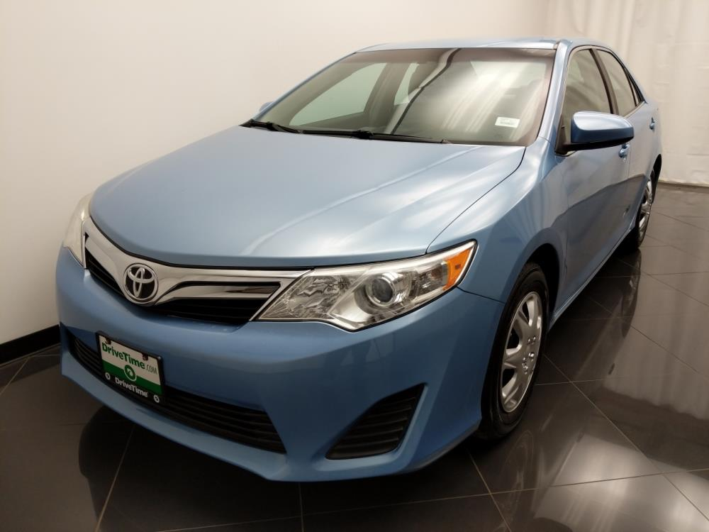 2013 Toyota Camry LE - 1040202187