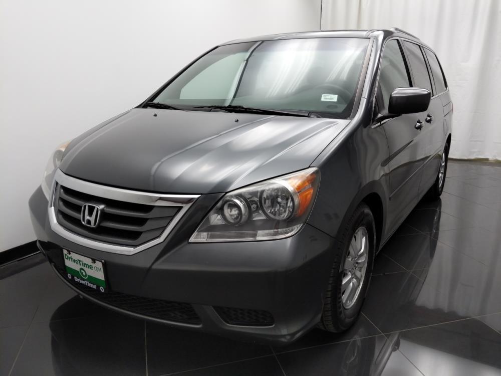 2010 Honda Odyssey EX-L - 1040202200