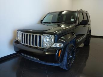 2009 Jeep Liberty Limited Edition - 1040202241