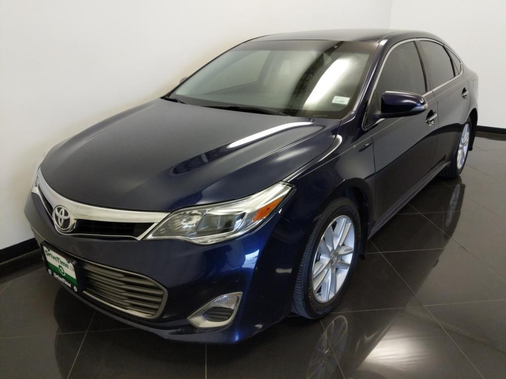 2013 Toyota Avalon XLE - 1040202251
