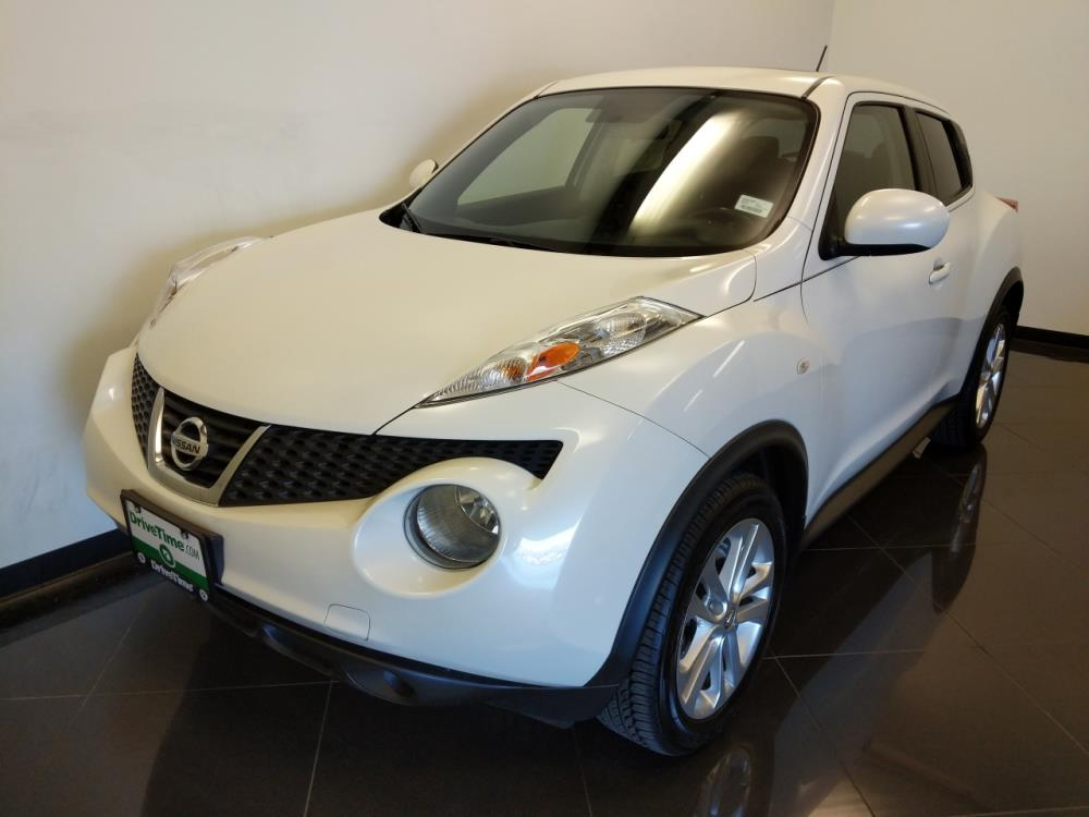 2013 Nissan JUKE SV - 1040202347