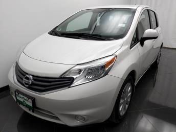 2014 Nissan Versa Note SV - 1040202377