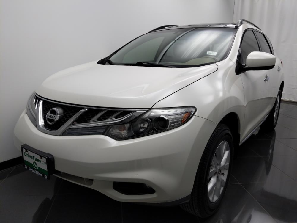 2012 Nissan Murano SV - 1040202386