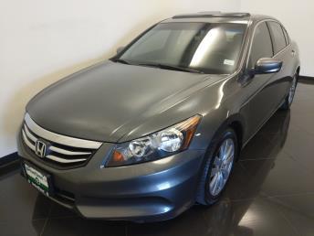 2012 Honda Accord EX-L - 1040202421