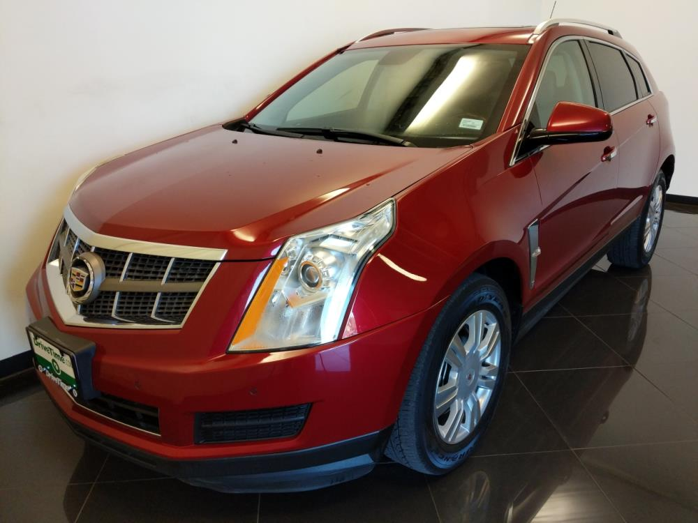 2011 Cadillac SRX  - 1040202428