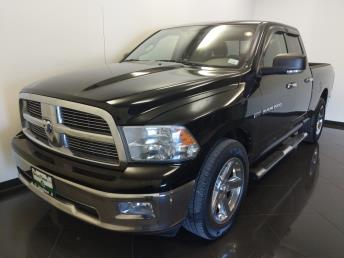 2012 Ram 1500 Quad Cab Lone Star 6.3 ft - 1040202431