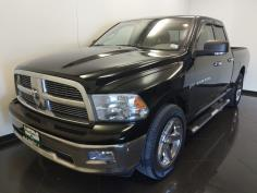 2012 Ram 1500 Quad Cab Lone Star 6.3 ft