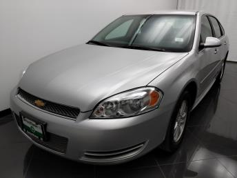 2014 Chevrolet Impala Limited LS - 1040202442