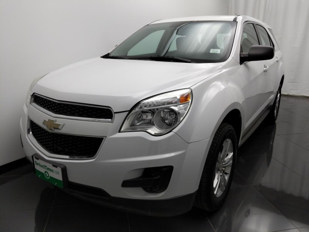 2011 Chevrolet Equinox LS - 1040202448