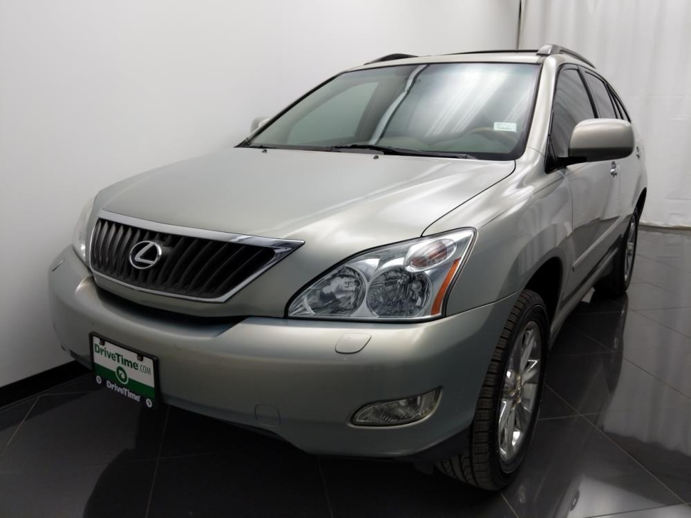 2009 Lexus RX 350  - 1040202457