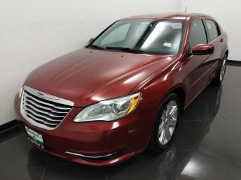 2012 Chrysler 200 LX - 1040202513
